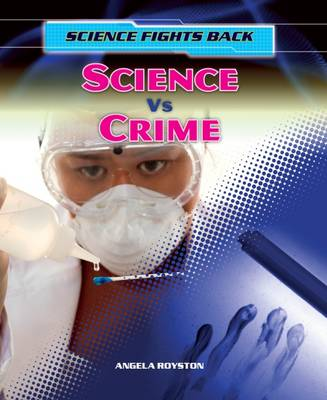 Science vs Crime book
