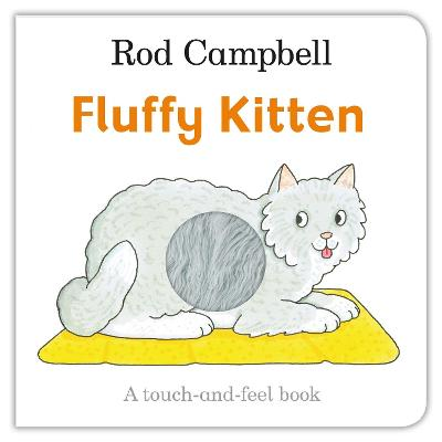 Fluffy Kitten by Rod Campbell