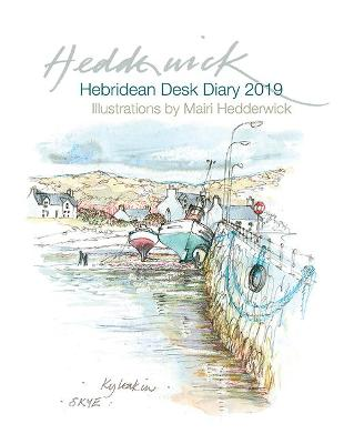 Hebridean Desk Diary 2019 by Mairi Hedderwick