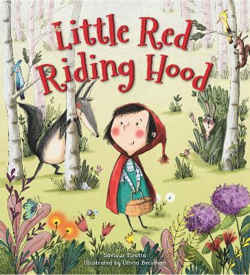 Storytime Classics: Little Red Riding Hood book