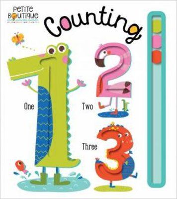 Petite Boutique: Counting 123 book