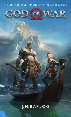 God of War - The Official Novelization by J.M. Barlog