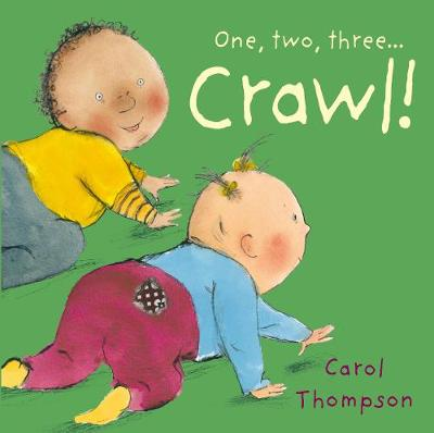 Crawl! book