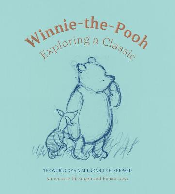 Winnie-The-Pooh by Annemarie Bilclough