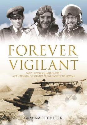 Forever Vigilant book