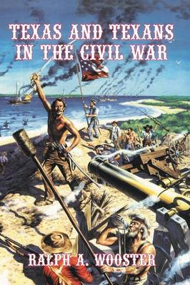 Texas and Texans in the Civil War by Ralph A Wooster