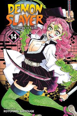 Demon Slayer: Kimetsu no Yaiba, Vol. 14 book