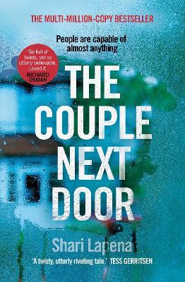 Couple Next Door by Shari Lapena