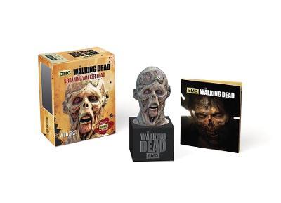The Walking Dead: Mini Groaning Walker Head by Running Press