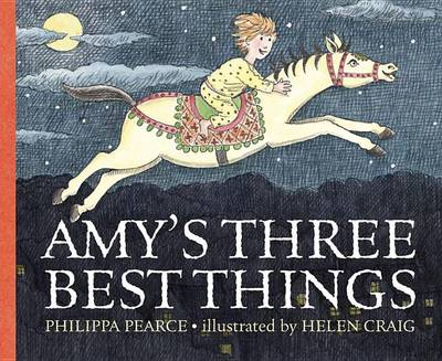 Amy's Three Best Things book
