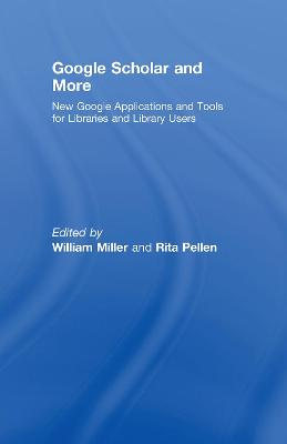 Google Scholar and More book