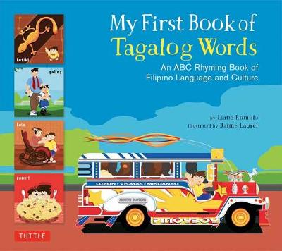 My First Book of Tagalog Words by Liana Romulo