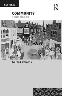 Community by Gerard Delanty