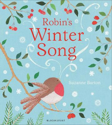Robin's Winter Song book