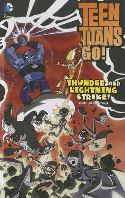 Thunder and Lightning Strike! by Torres, Nauck