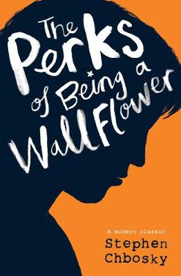 Perks of Being a Wallflower YA edition book