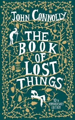 The Book of Lost Things Illustrated Edition by John Connolly
