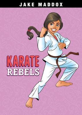 Karate Rebels book