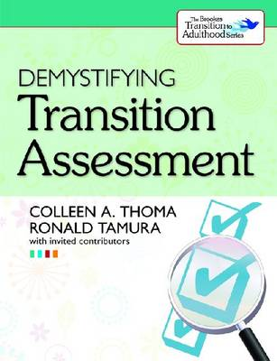 Demystifying Transition Assessment by Colleen A. Thoma