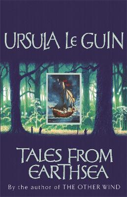 Tales from Earthsea book