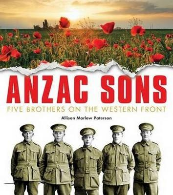 ANZAC Sons Children's Ed by Allison Marlow Paterson