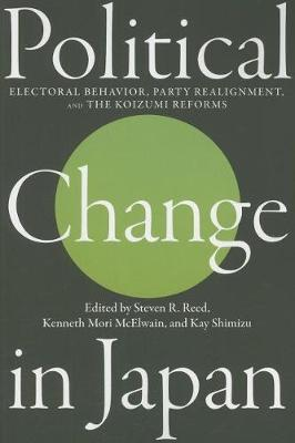 Political Change in Japan book
