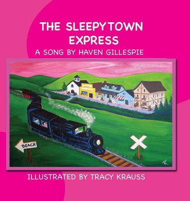 Sleepytown Express book