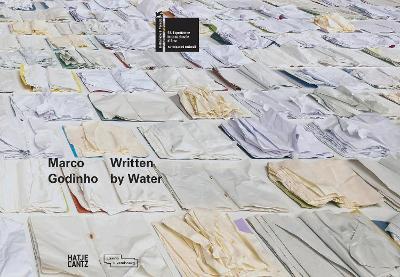 Marco Godinho (Bilingual edition): Written by Water book