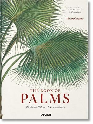 Martius: The Book of Palms by H. Walter Lack