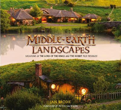 Middle-earth Landscapes book