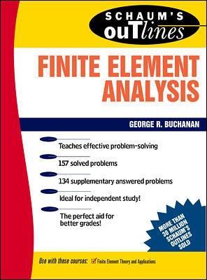 Schaum's Outline of Finite Element Analysis book