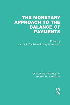 Monetary Approach to the Balance of Payments book