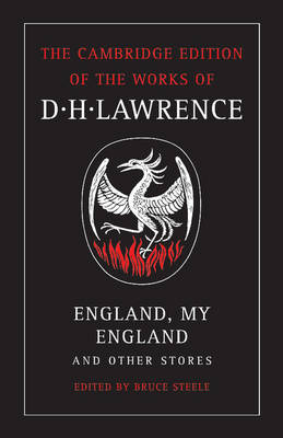 England, My England and Other Stories by D H Lawrence