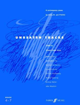 Unbeaten Tracks by Edward Huws Jones