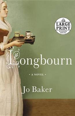 Large Print by Jo Baker