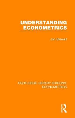 Understanding Econometrics by Jon Stewart