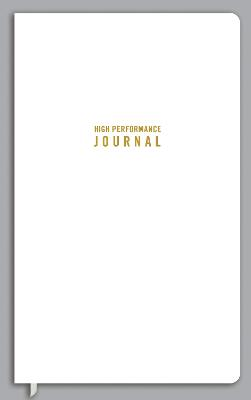The High Performance Journal by Brendon Burchard