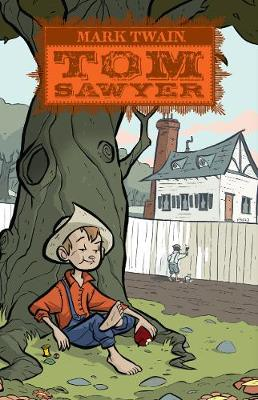 All-Action Classics: Tom Sawyer by Ben Caldwell