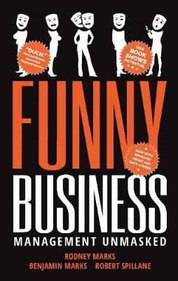 Funny Business by Rodney, Marks, Benjamin & Spillane, Robert Marks