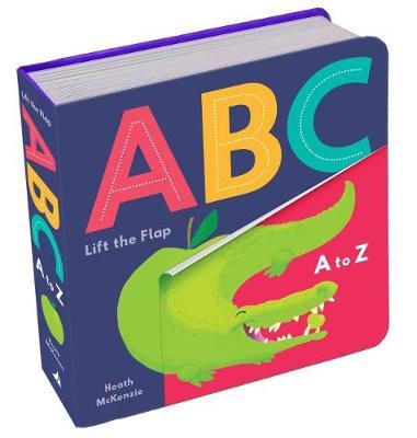 Chunky Lift the Flap ABC by Heath McKenzie