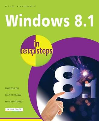 Windows 8.1 in Easy Steps by Nick Vandome