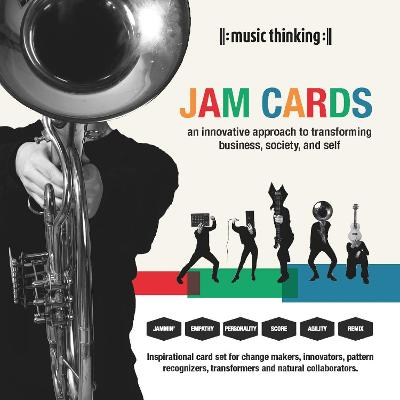 Music Thinking Jam Cards by Zurn Christof