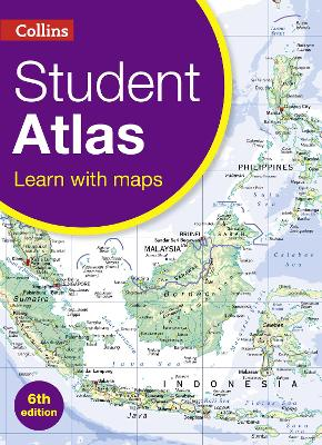 Collins Student Atlas by Collins Kids