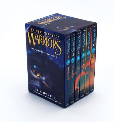 Warriors: New Prophecy Box Set: Volumes 1 to 6 by Erin Hunter
