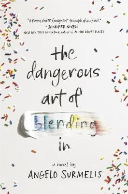 Dangerous Art of Blending In book