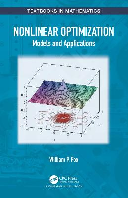 Nonlinear Optimization: Models and Applications book