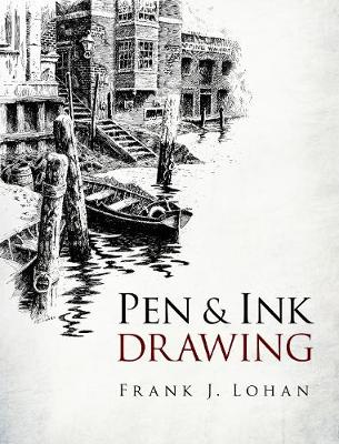 Pen & Ink Drawing by Frank Lohan