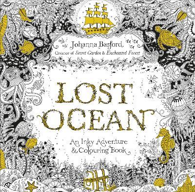 Lost Ocean by Johanna Basford