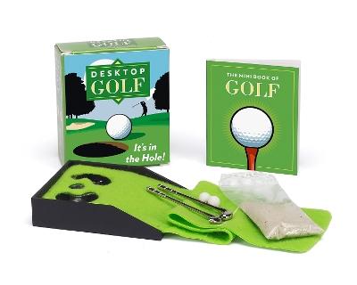 Desktop Golf by Chris Stone