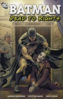 Batman by Andrew Kreisberg